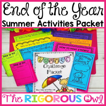 End of the Year Send Off Bundle