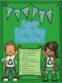 No Prep Super Earth Day Mini Unit