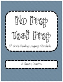 Working with ELA Standards and Test Prep Common Core Readi