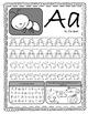 No Prep - Tracing Alphabet Practice