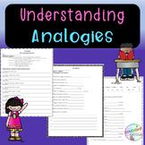 No-Prep - Understanding Analogies