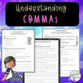 No-Prep - Understanding Commas