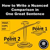 Test Prep! Use Idioms to Write Nuanced Comparisons Succinctly
