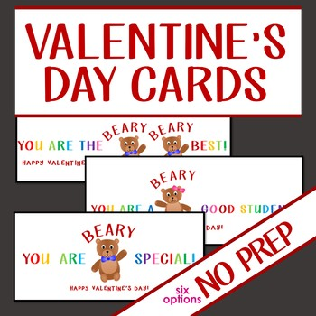 photo relating to Printable Valentine Cards for Teachers identified as Printable Valentines Working day Playing cards for Pupils in opposition to Instructors or Other Pupils