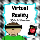 Virtual Reality Rules and Procedures FREEBIE