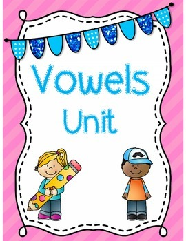 No Prep Vowels Unit *Common Core Aligned*