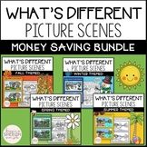 What's Different Language Activities for all Seasons