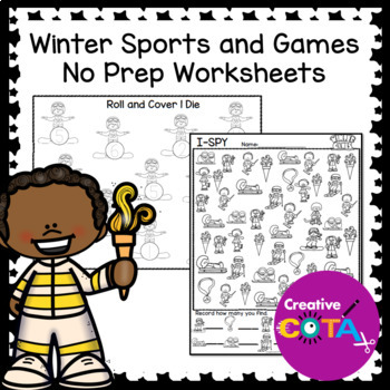 No Prep Winter Sports and Games