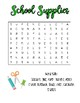 No-Prep Word Searches Bundle