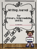 No-Prep Writing Journals