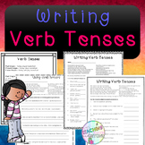 No-Prep - Writing Verb Tenses