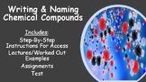 No Prep Writing and Balancing Chemical Equations