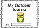 No Prep Year Round Journal Covers and Writing Paper