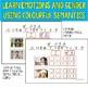 No Prep emotions sentence building using colourful semantics