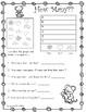 No-Prep math packet #2