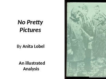 No Pretty Pictures - Illustrated Guide to the Novel (Holocaust Power Point)
