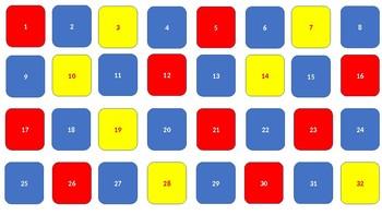 Interactive Antonym Game