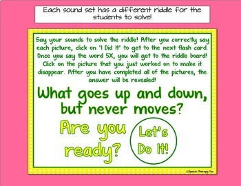 No Print Articulation Flash Cards - T, D, N