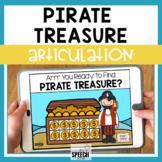 Pirate No Print Articulation /r/ Activity