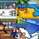 No Print BUNDLE Sneezy Snowman Speech Language Therapy Book Companion