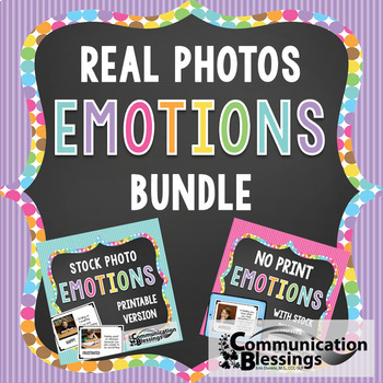 Real Photos Emotions BUNDLE