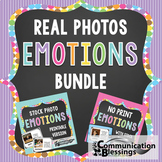 Real Photos Feelings and Emotions BUNDLE