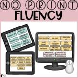No Print Fluency (Stuttering) Speech Therapy