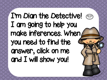 No Print Inferences - Community Helpers