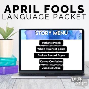 No Print Interactive April Fools Themed Pragmatic Problem Solving