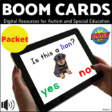 BOOM CARDS™ for Speech Therapy