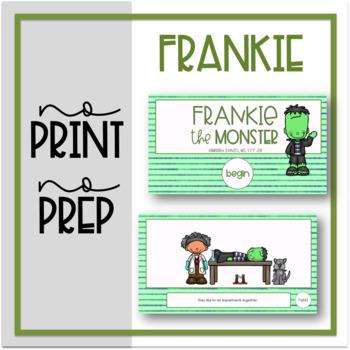No Print, No Prep: Frankie