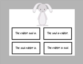 No Print, No Prep: Rabbit Syntax