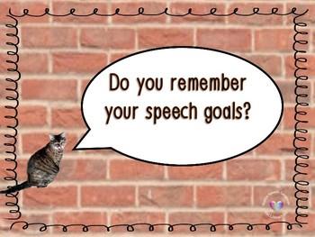 No Print/No Prep Welcome Back to Speech Standard Aspect Ratio