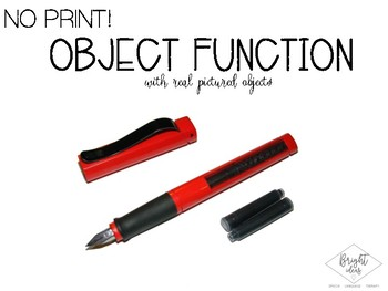 No Print Object Function