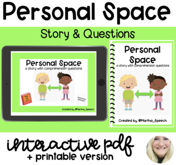 NO PRINT - Personal Space