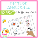 No Print Picture Analogies