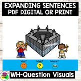 No Print Pronouns Verbs Vocabulary and Concepts With Winter Games 2018