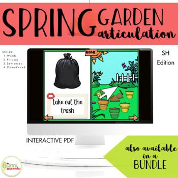 No Print Spring Garden Articulation Pack - SH Edition