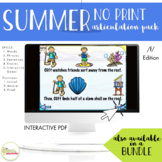 NO PRINT Summer Articulation F Edition