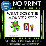 No Print Articulation & Alliteration of the M Sound Speech Therapy