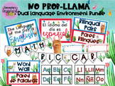 No Prob-LLAMA Dual Language Environment Pack