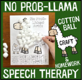 No Prob-Llama Articulation and Language: A Speech Therapy