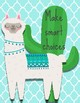 No Prob-Llama Whole Brain Rules, Cactus and Llama Classroom Rules