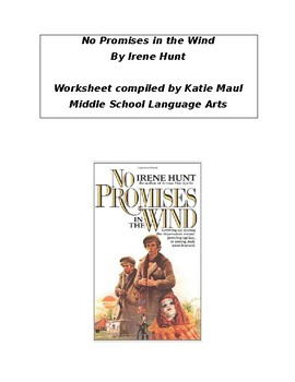 No Promises in the Wind Final Assessment