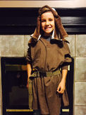 Nativity Costume DIY, No-Sew