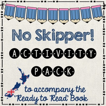 No Skipper - Ready to Read New Zealand