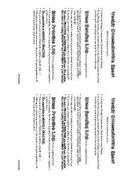 No- Stress Elementary Homework Communication Sheet