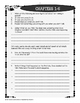 No Talking ( by Andrew Clements) Comprehension and Vocabulary Novel Study Packet