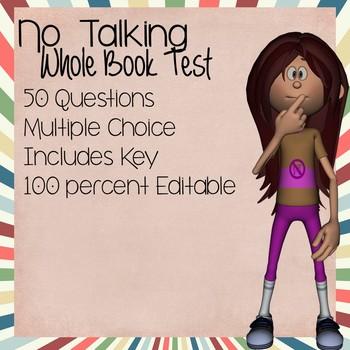 No Talking Test
