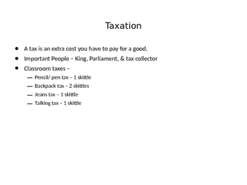 No Taxation Candy Simulation